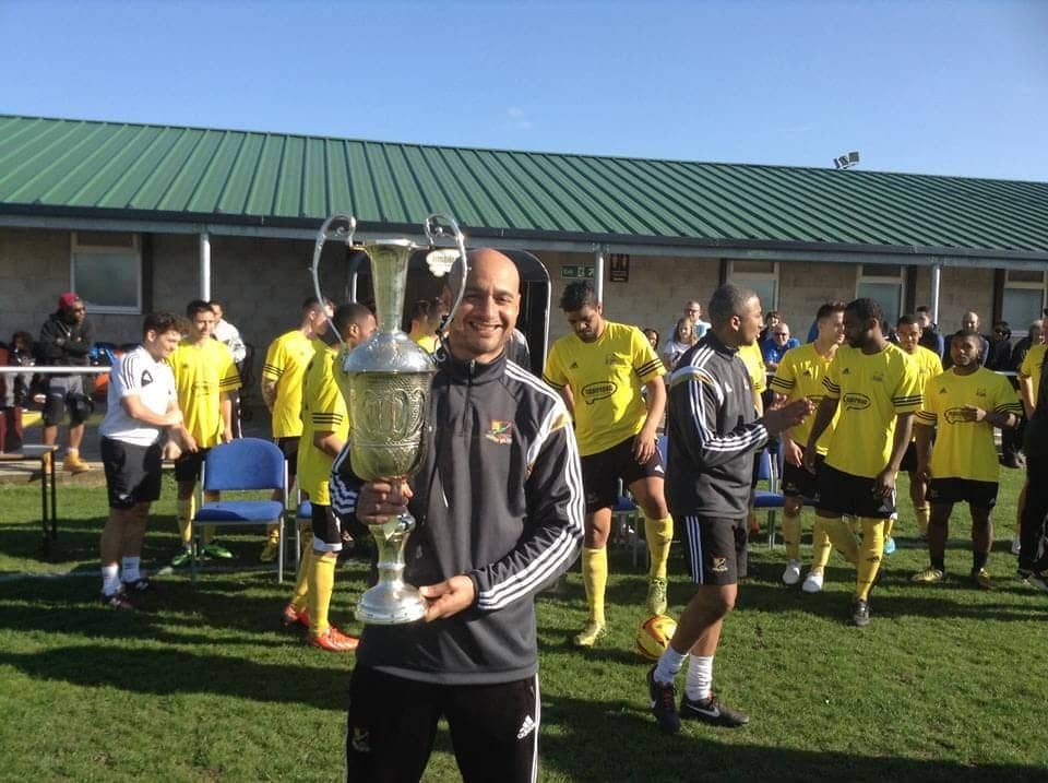 Carruthers Appointed College Head Of Football East Midlands